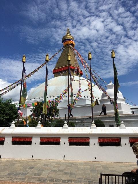 Vendredi soir 25 septembre: Soirée Népal