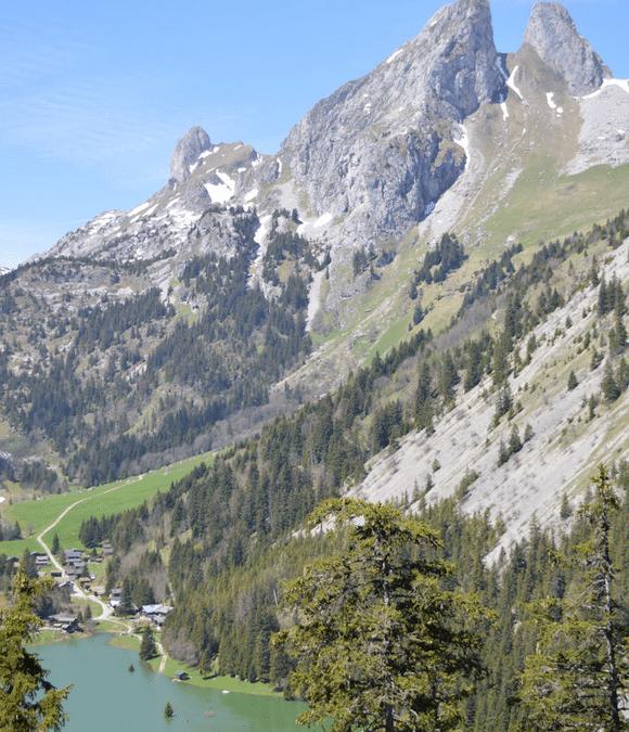 Randonnée Le Flon-Le Grammont-Lac Taney-La Cheseule-Le Flon