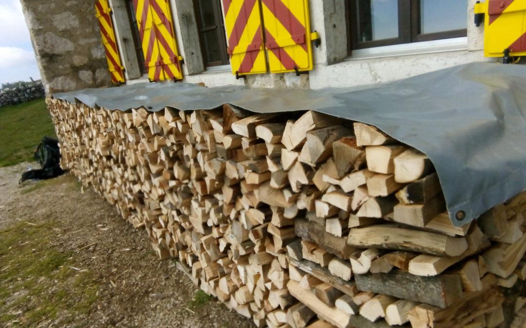Corvée de bois au Fiottet du 08.09.2018